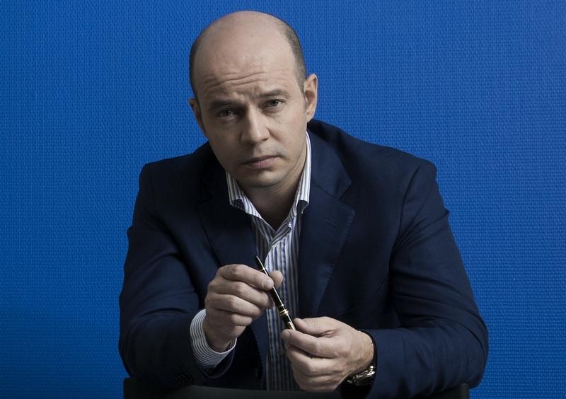Лев Охотин, генеральный директор «Юникосметик»