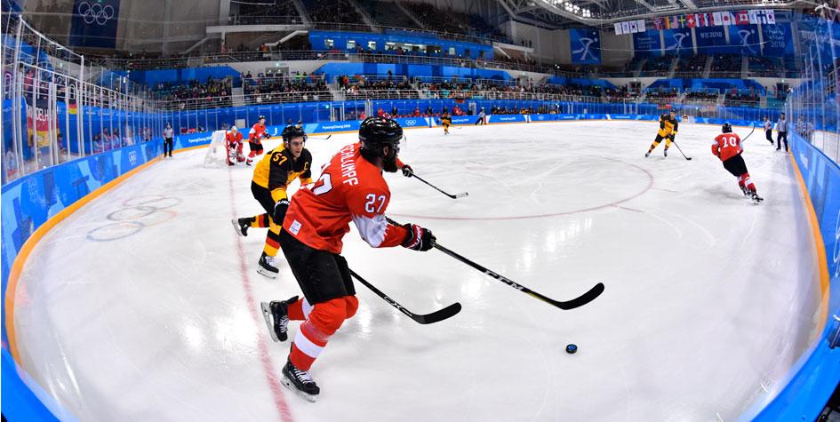 На олимпийском хоккейном турнире определились все четвертьфиналисты