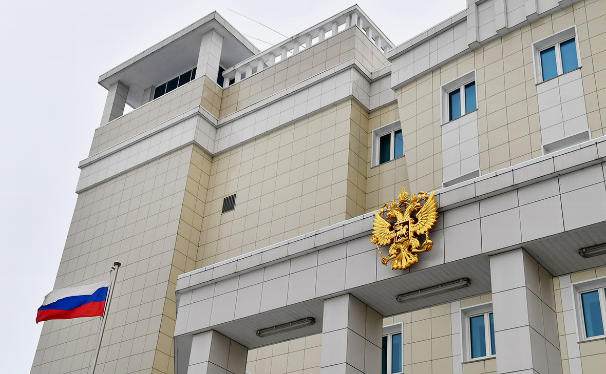 Посольство Российской Федерации в Белоруссии