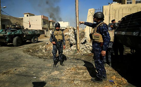 Правительственная армия Ирака