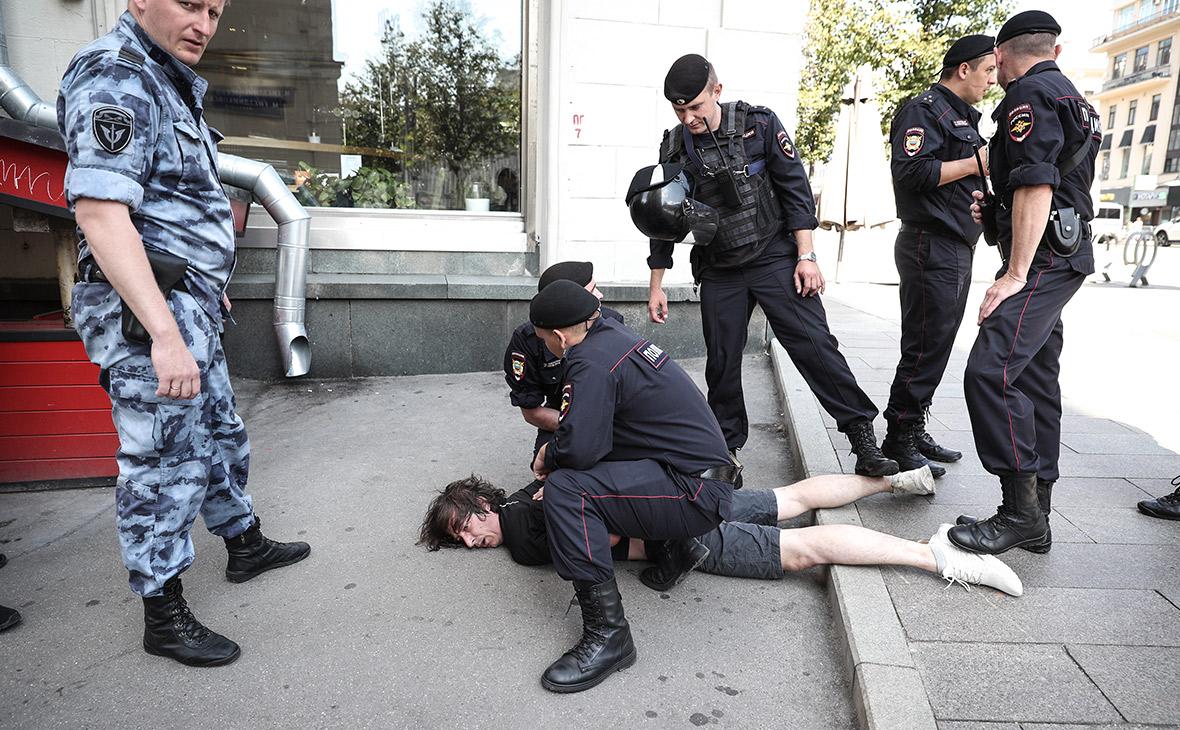 «Никто не испытывал иллюзий»: иностранные СМИ— об акции в центре Москвы