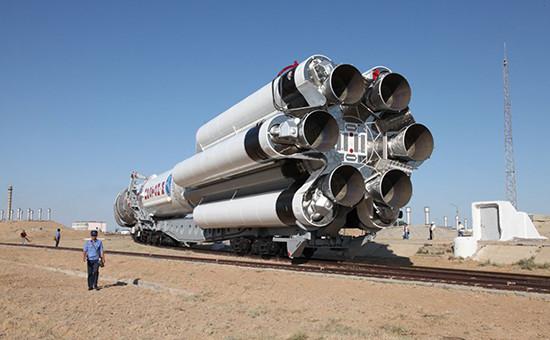 Ракета космического назначения «Протон-М»
