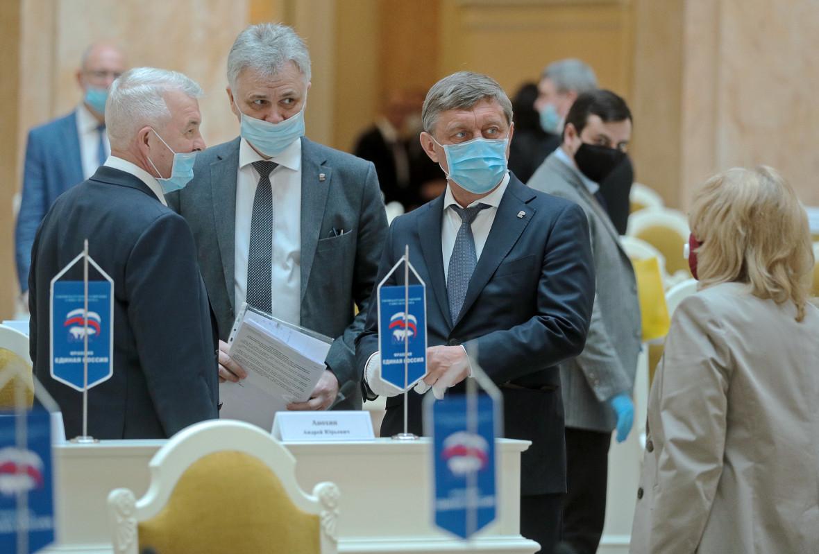 Фото: Законодательное собрание Петербурга