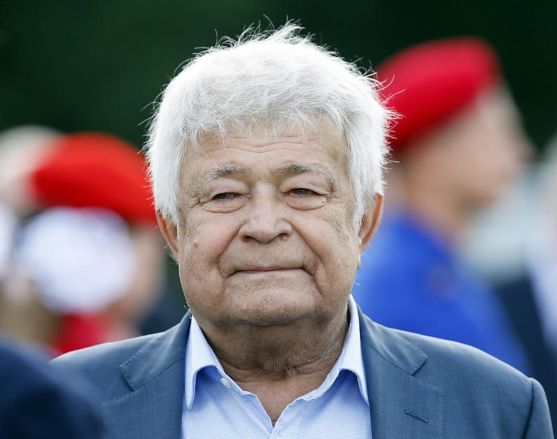Директор ГУП «Водоканал Санкт-Петербурга» Феликс Кармазинов
