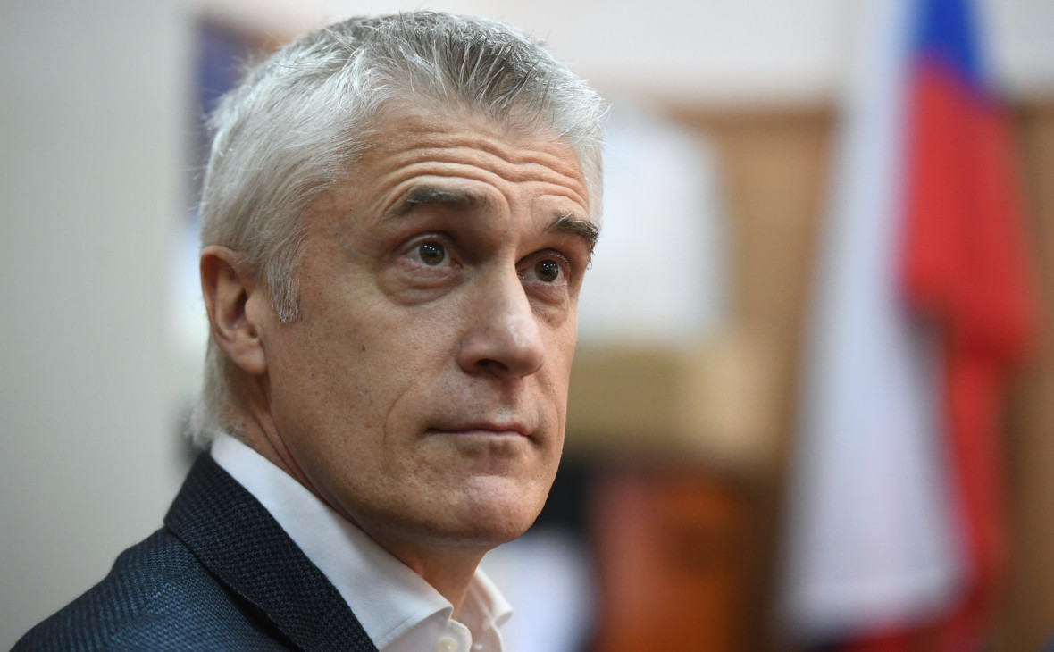 Фонд Калви оспорил утрату контроля над банком «Восточный»
