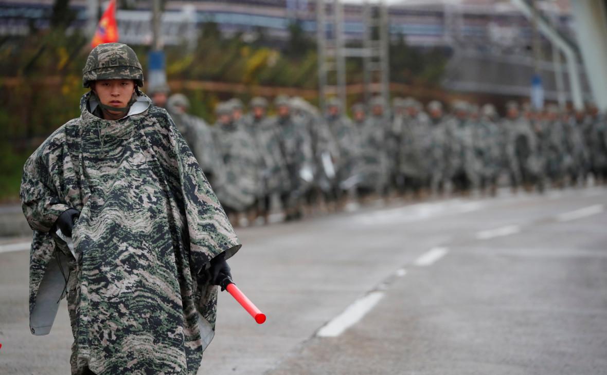Сеул решился на военные учения с США вопреки предупреждениям КНДР