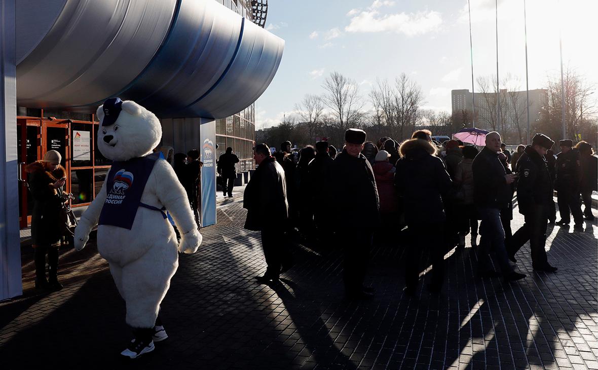 Кремль обсудит новую систему выборов в Думу при низких результатах ЕР