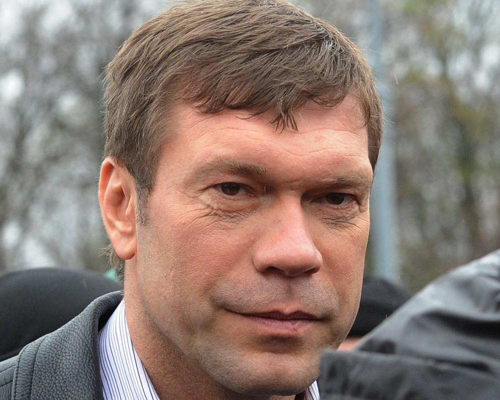 Кандидат в президенты Олег Царев
