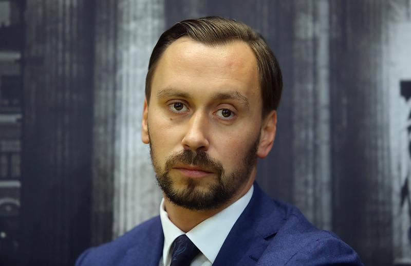 Председатель комитета потуризму Петербурга Андрей Мушкарев