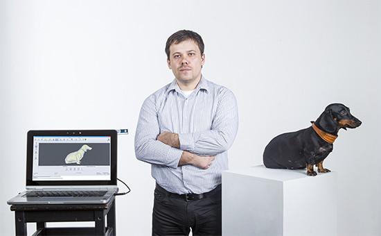 Предприниматель Константин Попов