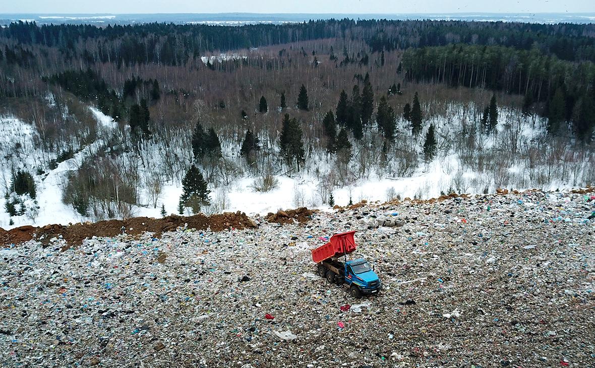Путин подписал указ осоздании общероссийского «мусорного» оператора