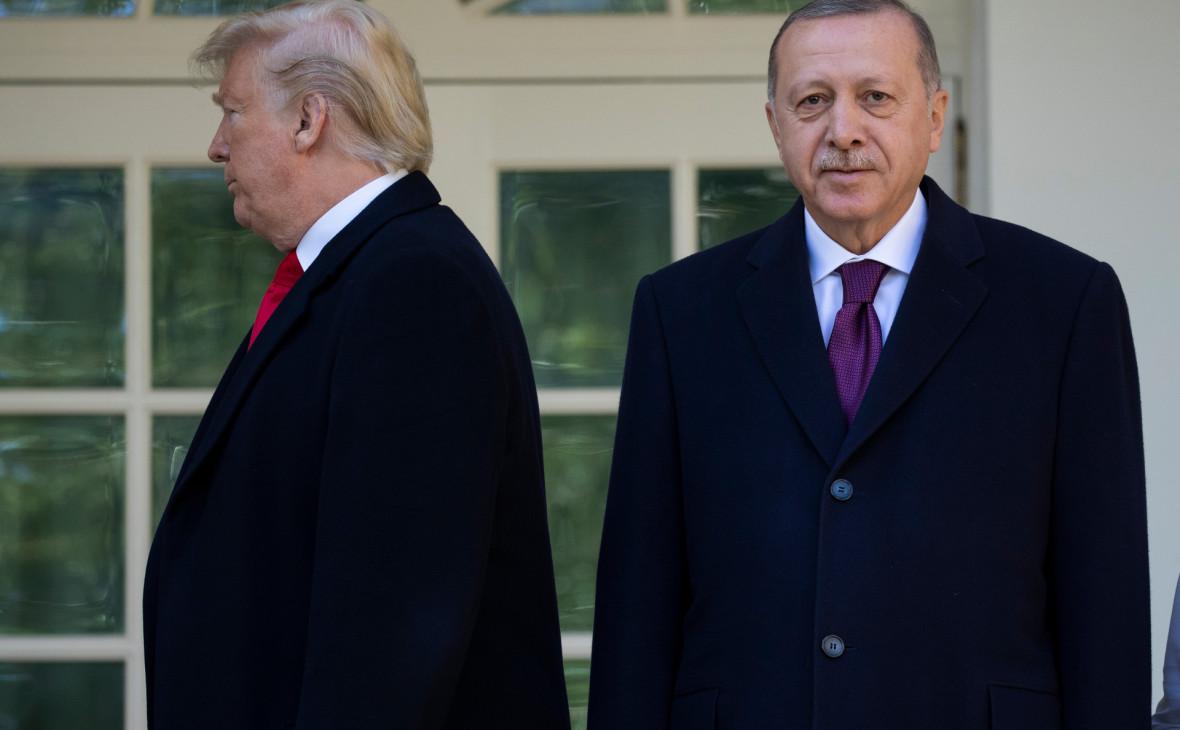 Трамп после беседы с Эрдоганом напомнил Европе о миллионах беженцев