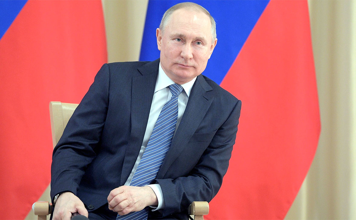 Кремль анонсировал новое обращение Путина к россиянам