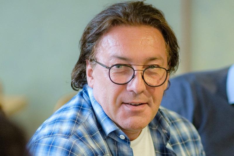 Вадим Лапин, совладелец ресторанного холдинга Ginza Project