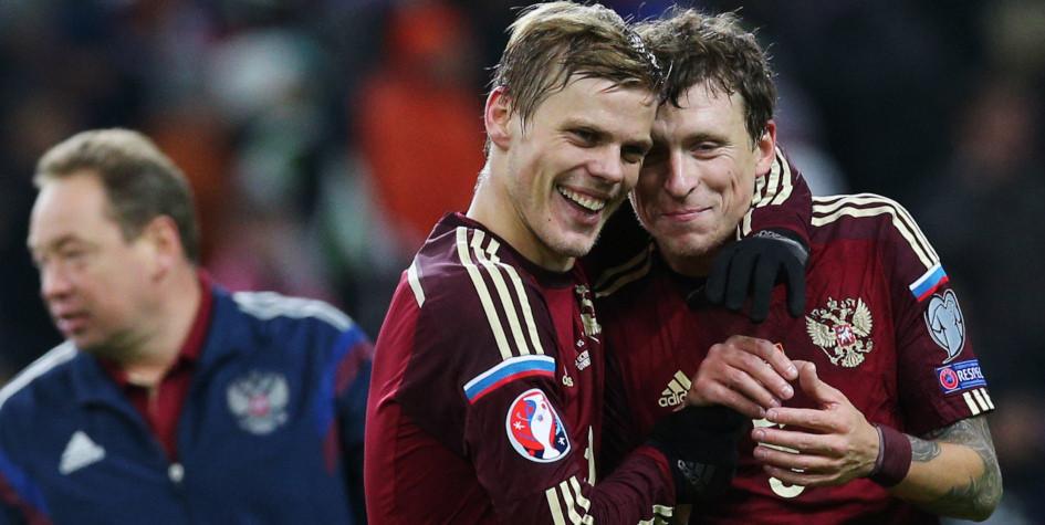Фото: Александр Кокорин и Павел Мамаев (Фото: Global Look Press)