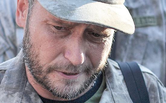 Бывший лидер «Правого сектора» Дмитрий Ярош