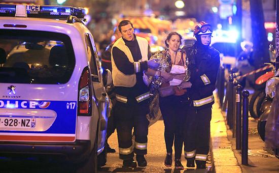 Последствия теракта в Париже
