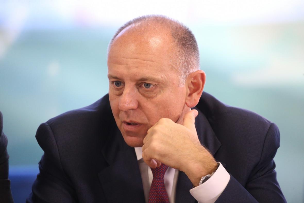 Президент Группы «Синара»Дмитрий Пумпянский