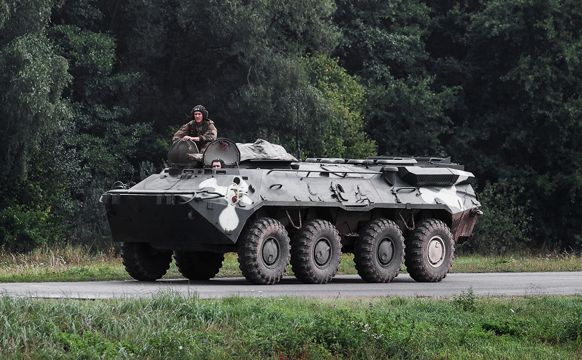 Белоруссия вернула войска от границы с ЕС