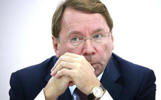Бывший управделами президента Владимир Кожин