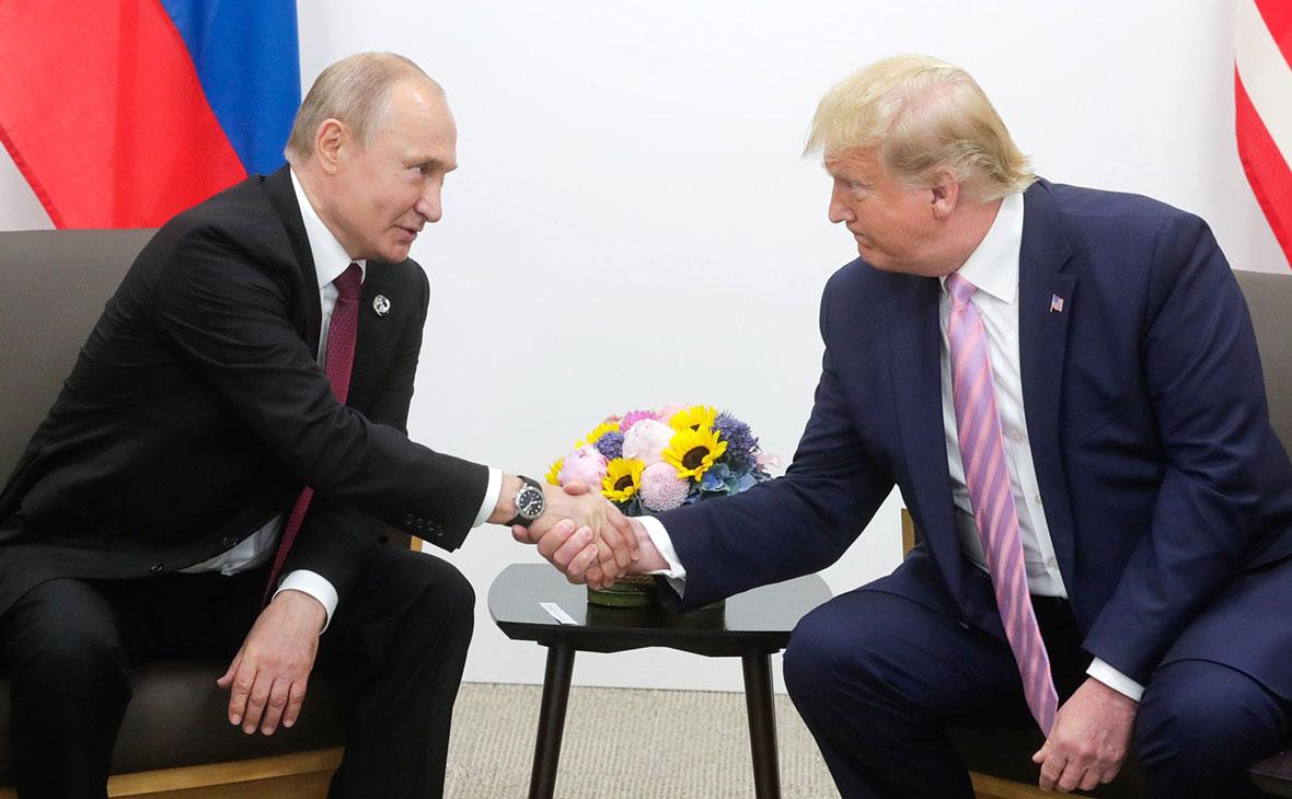Трамп выступил за «примирение» Украины и России