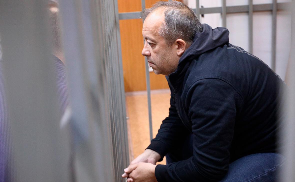 Олег Серебренников в Басманном районном суде Москвы