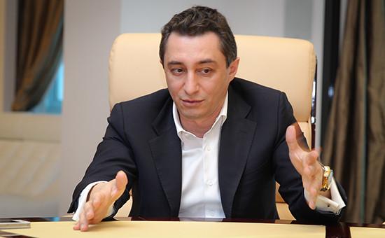 Основатель группы «Антарес» Евгений Ройтман