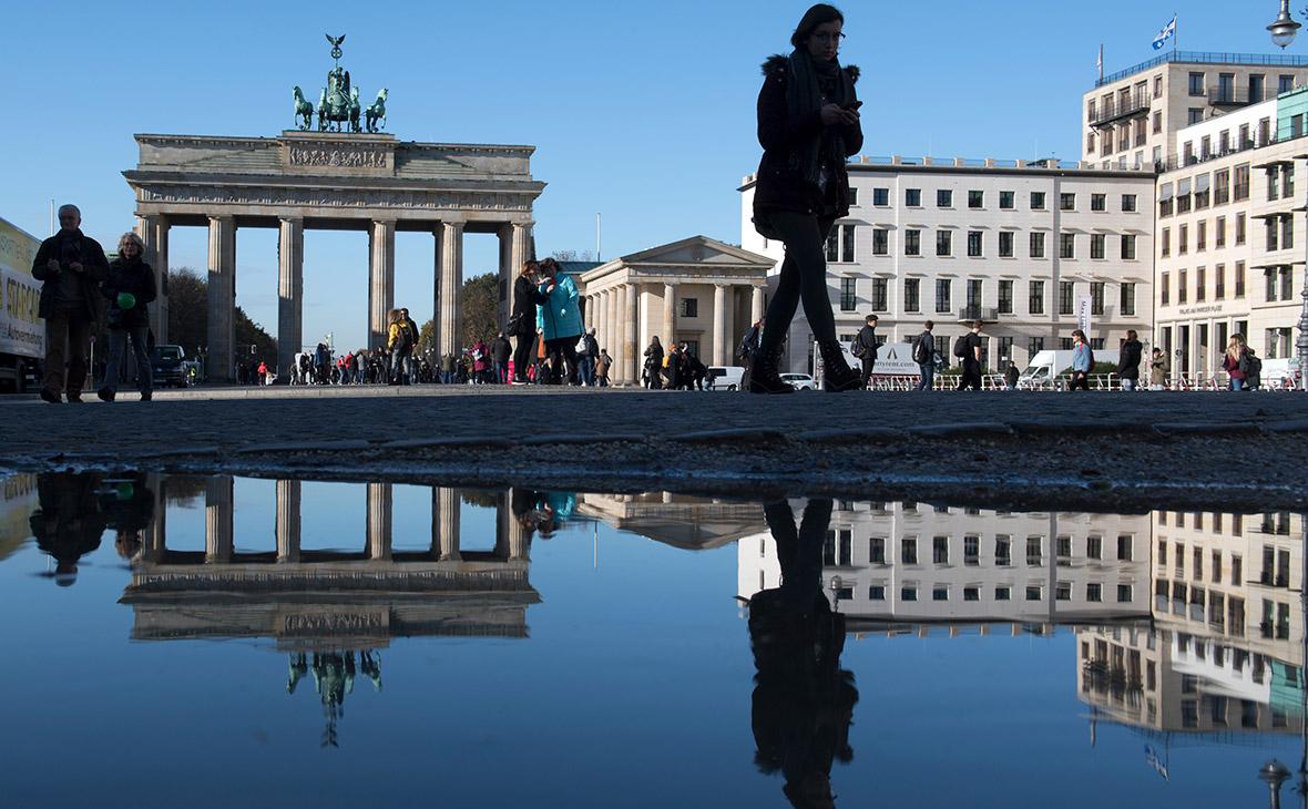 Фото:Ralf Hirschberger / dpa via AP