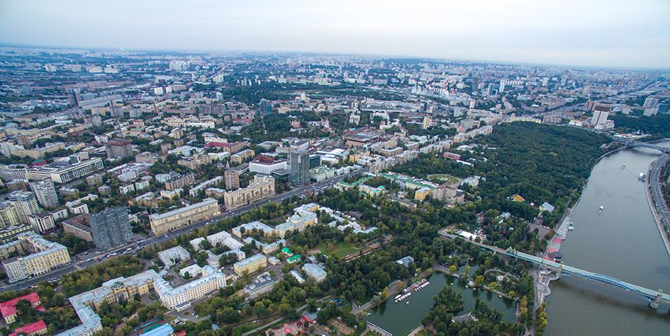 Как Якиманка стала самым зеленым районом центра Москвы