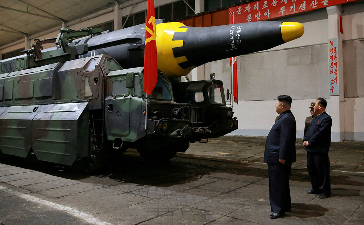 Ракета «Хвасон-12»