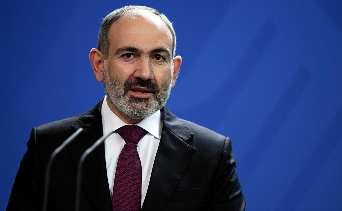 Пашинян заявил о готовности Армении к мирным переговорам