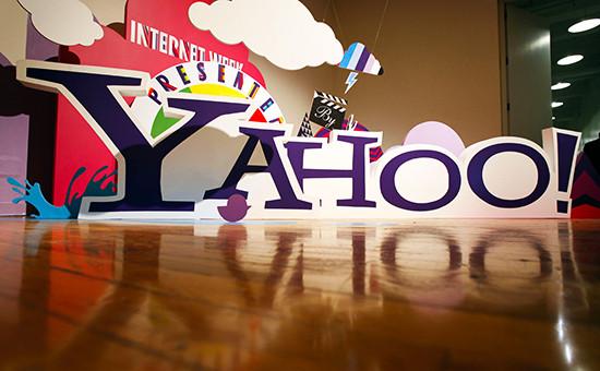 Логотип компании Yahoo!