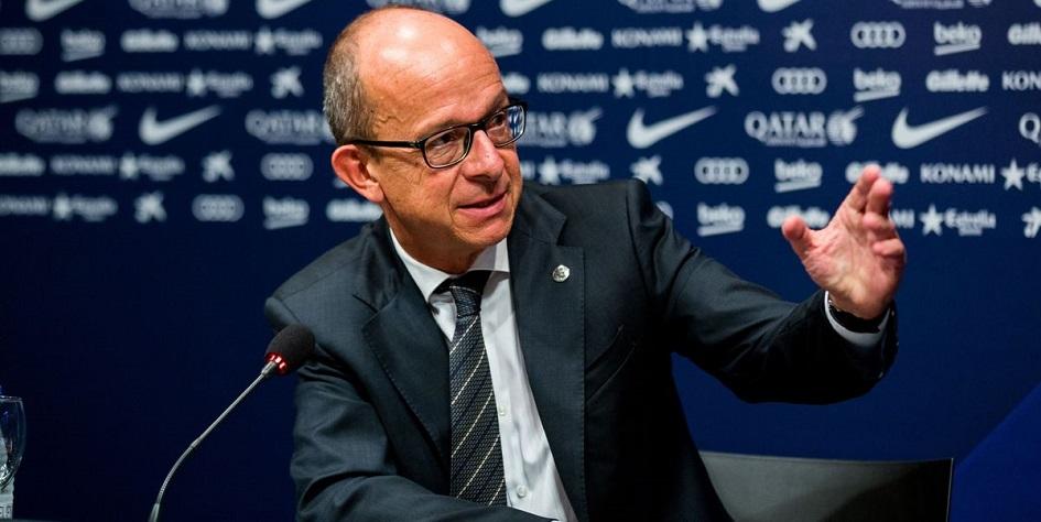 Фото: пресс-служба «Барселоны»