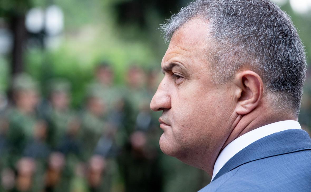 Анатолий Бибилов