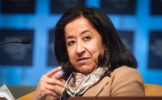 В свободное от бизнеса время Лубна Олаян занимается благотворительностью и борется за права женщин Саудовской Аравии