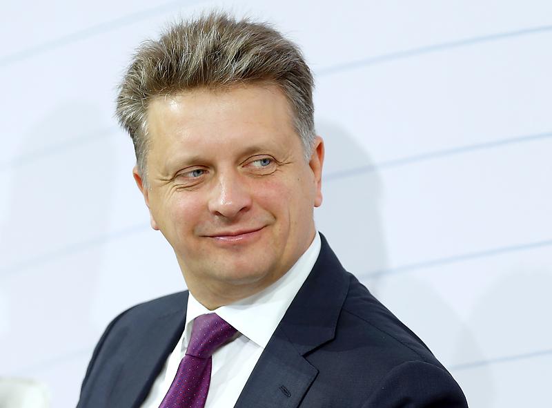 Вице-губернатор Петербурга Максим Соколов
