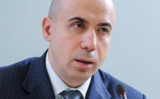 Глава инвестиционного фонда Mail.Ru Group Юрий Мильнер
