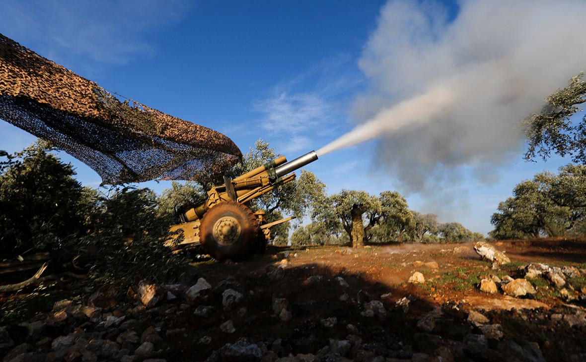 Россия помешала турецкому наступлению в Идлибе