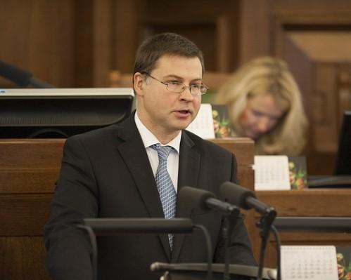 Фото:valdisdombrovskis.lv