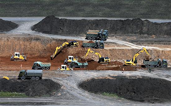 Строительство участка железной дороги Журавка – Миллерово