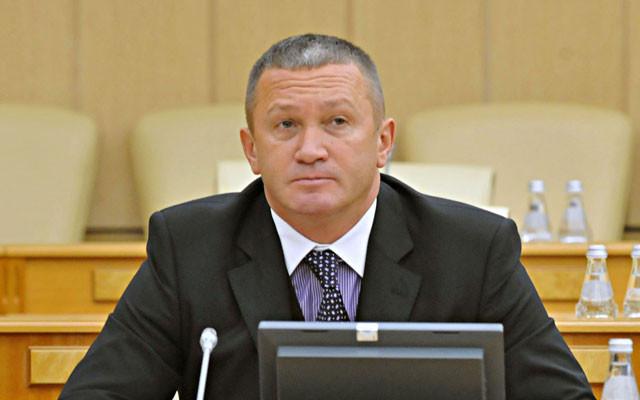 Заместитель председателя правительства Московской области Герман Елянюшкин
