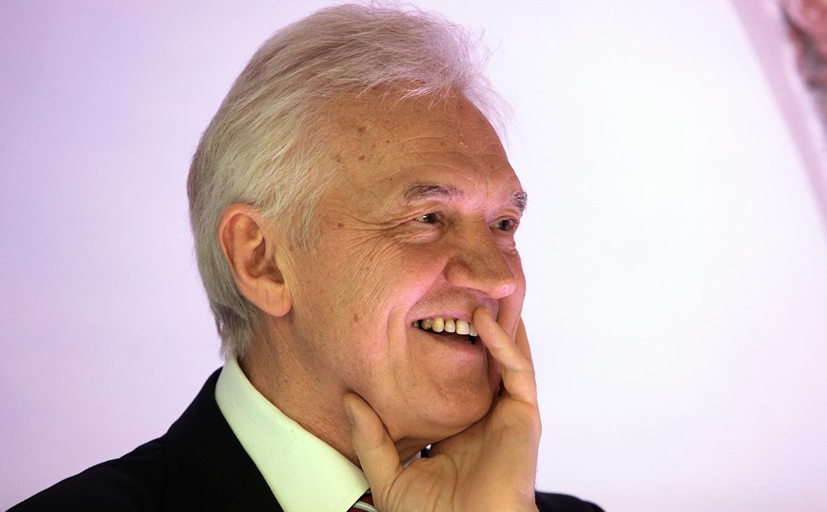 Тимченко вышел на второе место в списке богатейших россиян