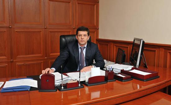Глава Буйнакского района Дагестана Даниял Шихсаидов