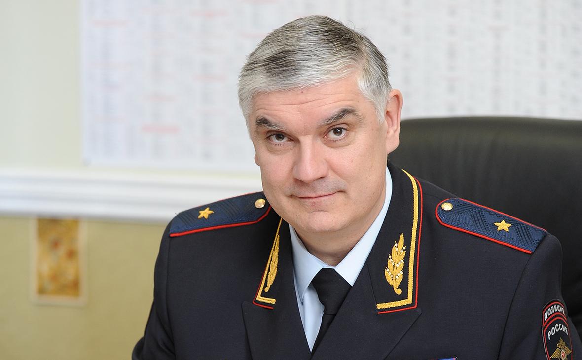 Путин уволил двух генералов МВД в связи с делом Голунова