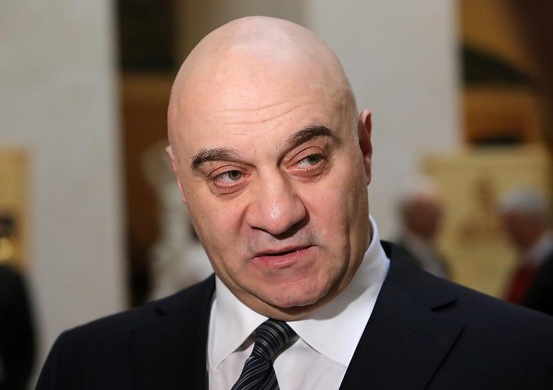 БизнесменАлександр Ебралидзе