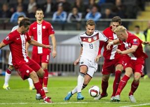 Гетце Германия Польша
