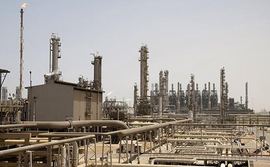 Нефтеперерабатывающий завод вСаудовской Аравии
