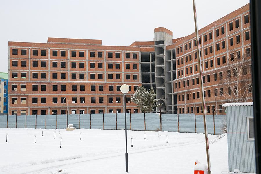 Госэкспертиза вынесла решение по перинатальному центру в Новосибирске