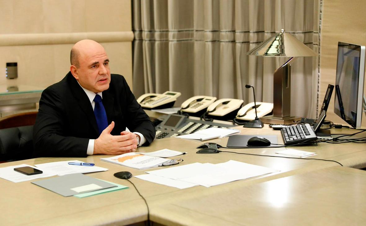 Мишустин пообещал новые меры по поддержке бизнеса