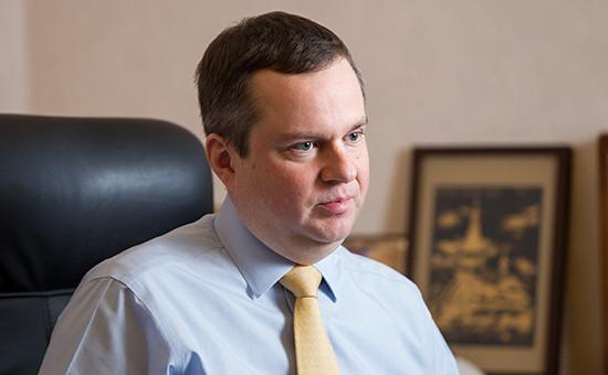 Заместитель министра финансов Алексей Моисеев